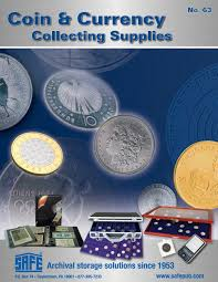 coin collecting supplies at coinerama